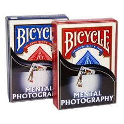 Baraja Nudista en Bicycle (Mental Photography Deck)