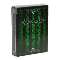 Artifice Emerald Deck- Ellusionist