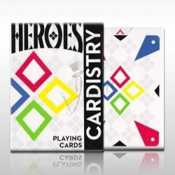Cardistry Heroes Deck - Devo's
