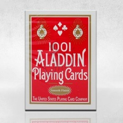 Aladdin 1001 Red Smooth Finish