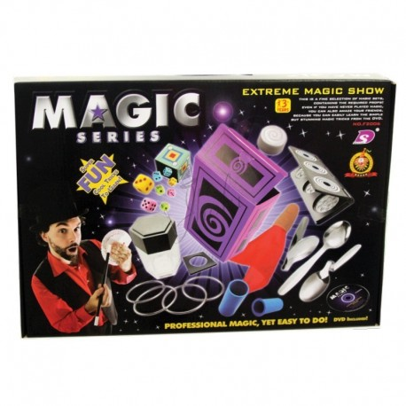 Set de Magia Extreme Magic Show 1 (Caja de Magia)
