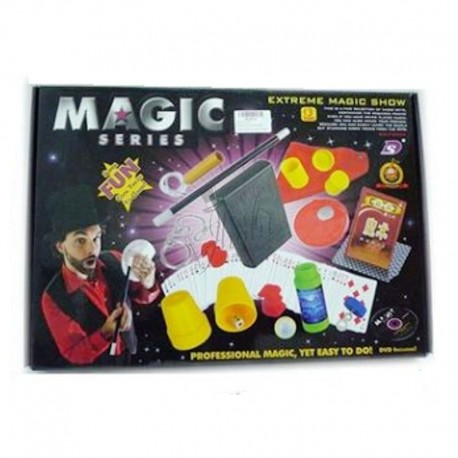 Set de Magia Extreme Magic Show 2 (Caja de Magia)