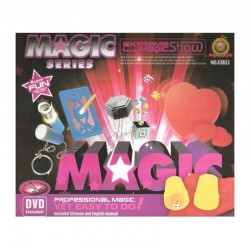 Set de Magia Extreme Magic Show 1M (Caja de Magia)