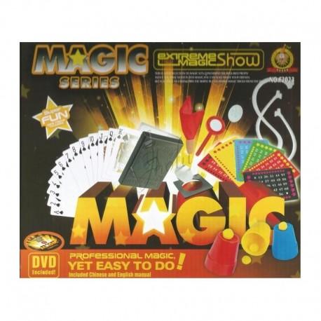 Set de Magia Extreme Magic Show 2M (Caja de Magia)
