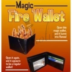 Billetera de Fuego (Magic Fire Wallet)