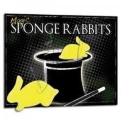 Conejos Mágicos de Esponja (Magic Sponge Rabbits)