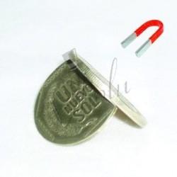Moneda Flipper Magnética en Nuevo Sol (Flipper Magnetic Coin)