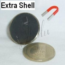 Moneda Extra Cascarilla Magnetizable en Nuevo Sol (Expanded Extra Shell Steel Core Coin)