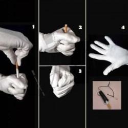 Desaparición de Cigarro (Cigarette Vanisher)
