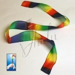 Streamer de Seda para Falso Pulgar (Thumb Tip Silk Streamer)