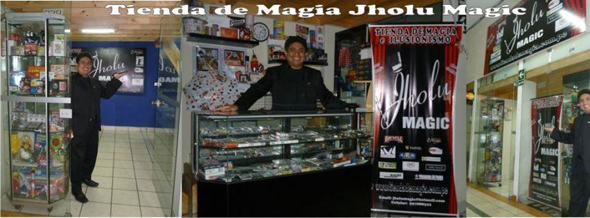 Tienda de Magia JholuMagic