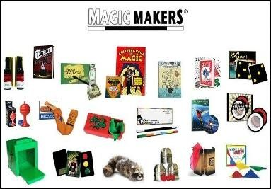 Productos MagicMakers